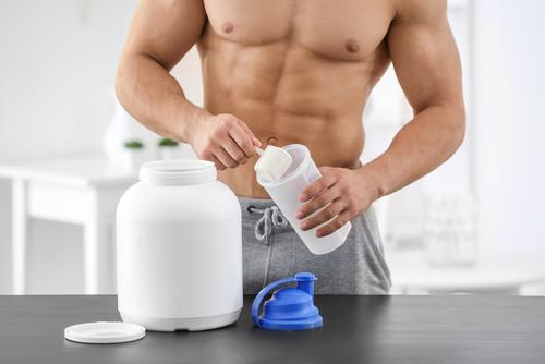 proteine poudre prise masse