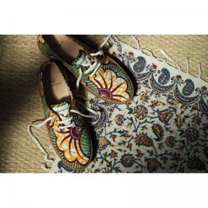 chaussures wax Panafrica